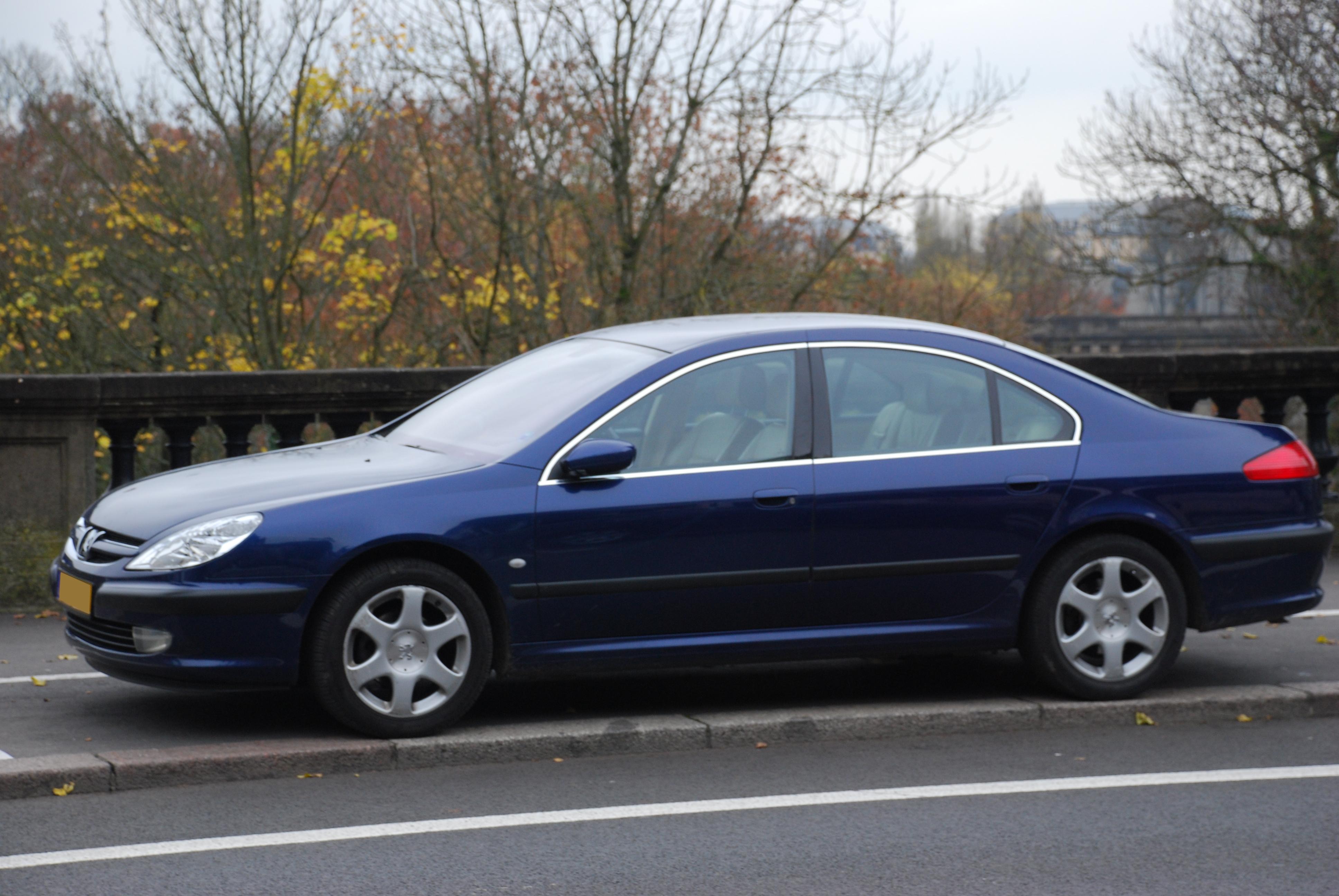 File:Peugeot 607-Luxemburg-1.jpg