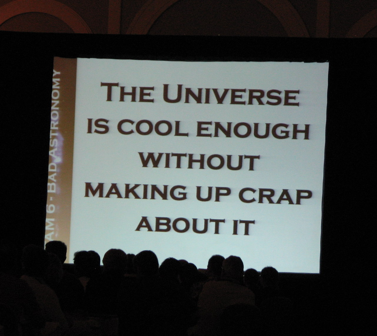 File:Phil Plait the Universe is Cool jpg - Wikipedia