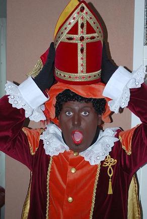 Nederlands: Zwarte piet