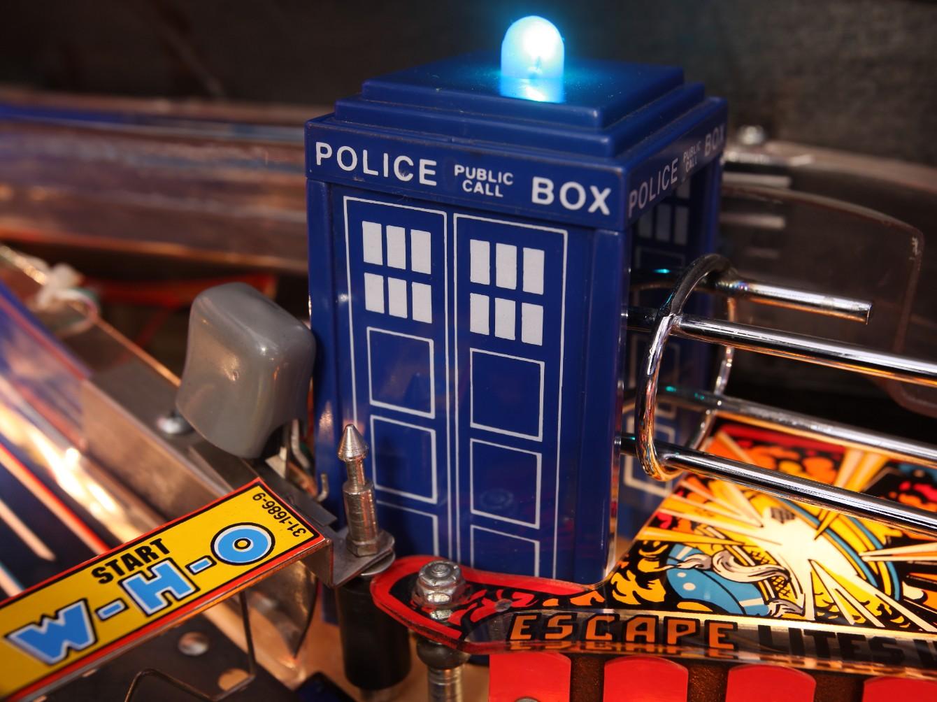 Doctor Who Pinball