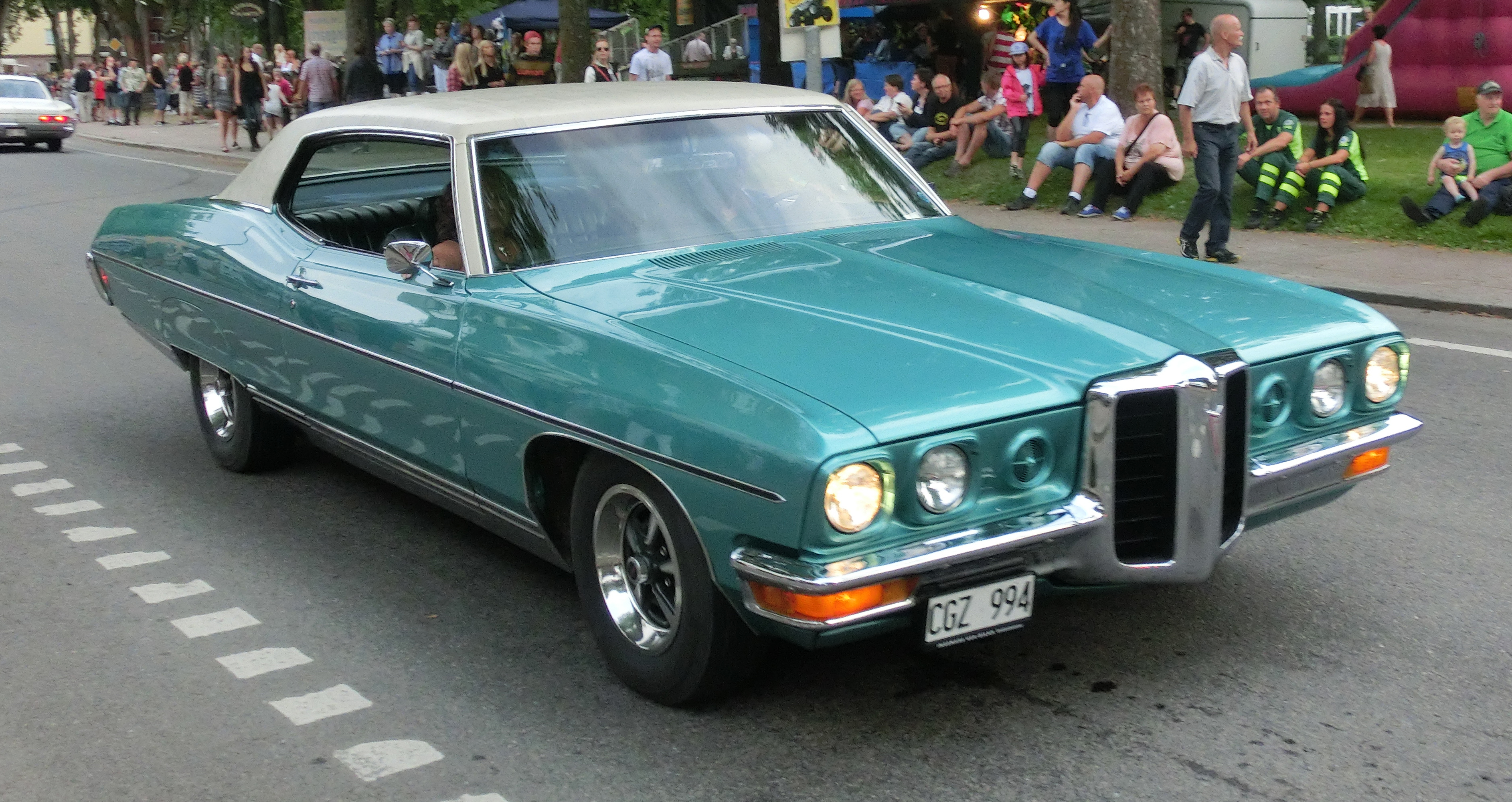 File Pontiac Bonneville 1970 Falk 246 Ping Cruising 2013