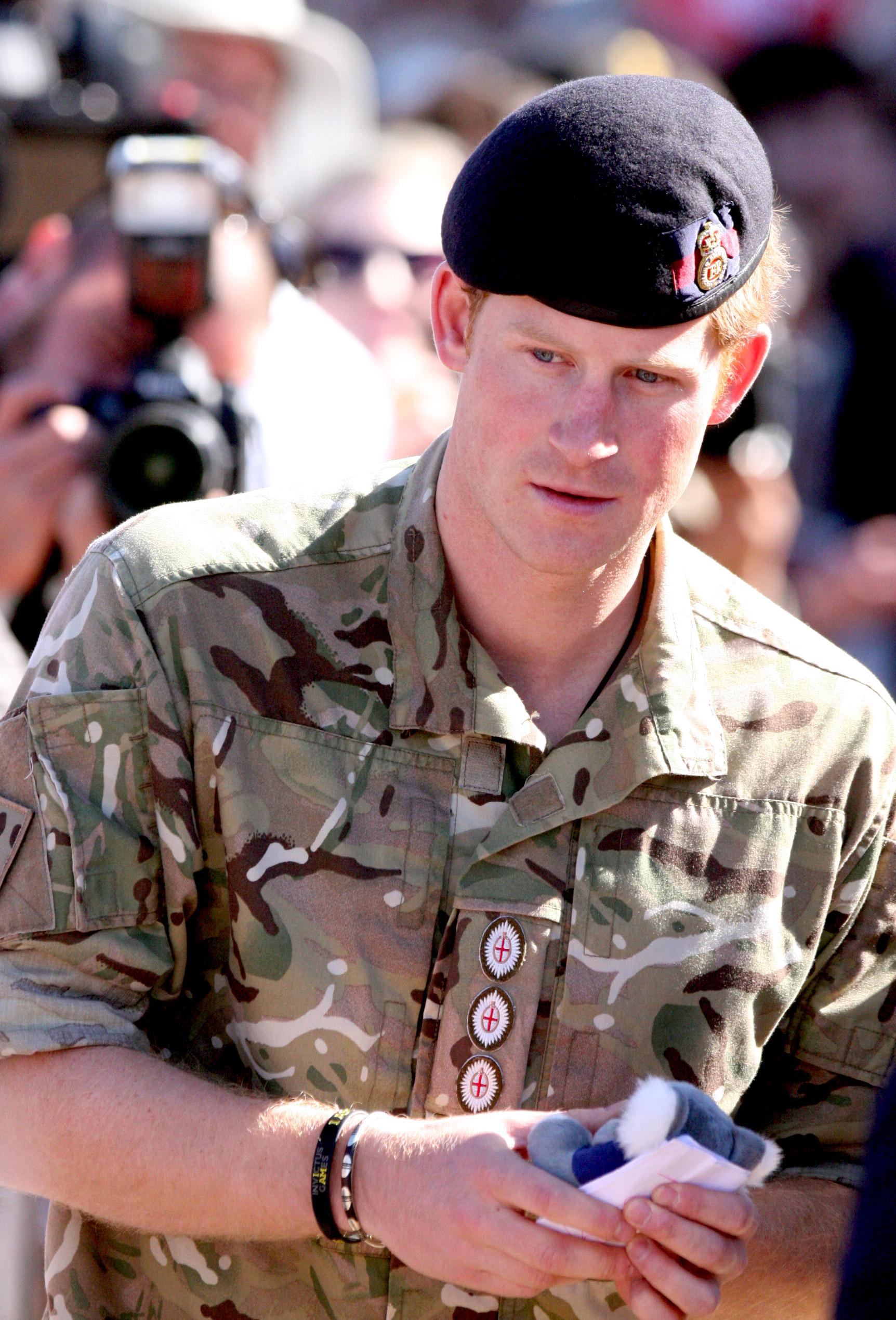Prince Harry Wiki