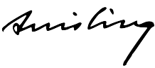 Quisling signature.png
