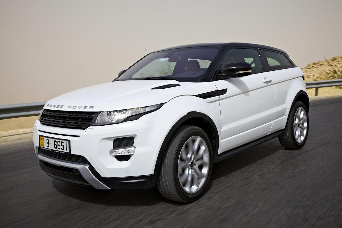 Range Rover Sport White >> Range Rover Evoque - Wikipedia
