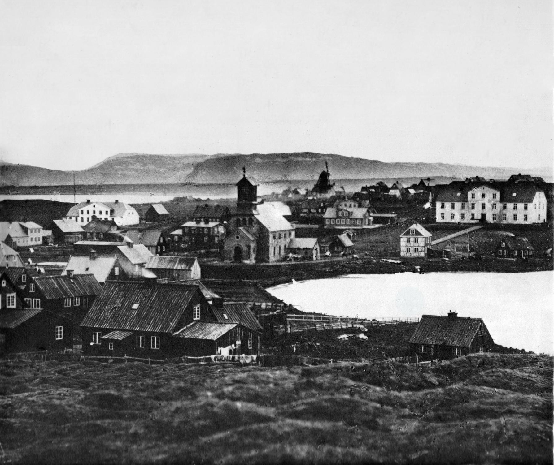 Старые фото города остров 14 фотография