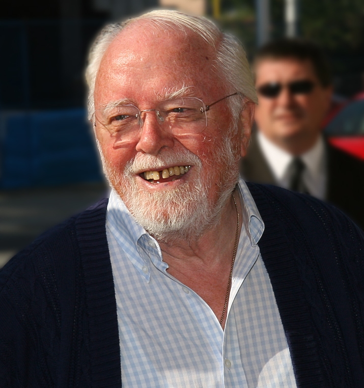 Richard Attenborough Größe