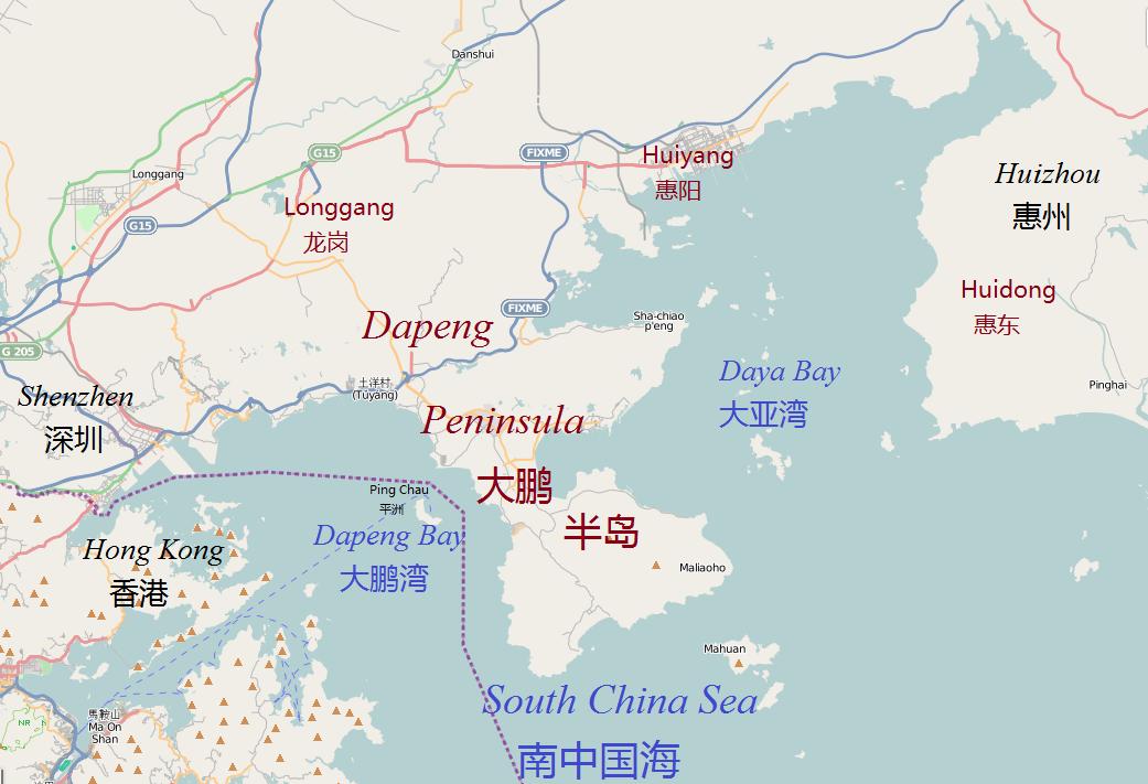 SZ_dapeng_peninsula