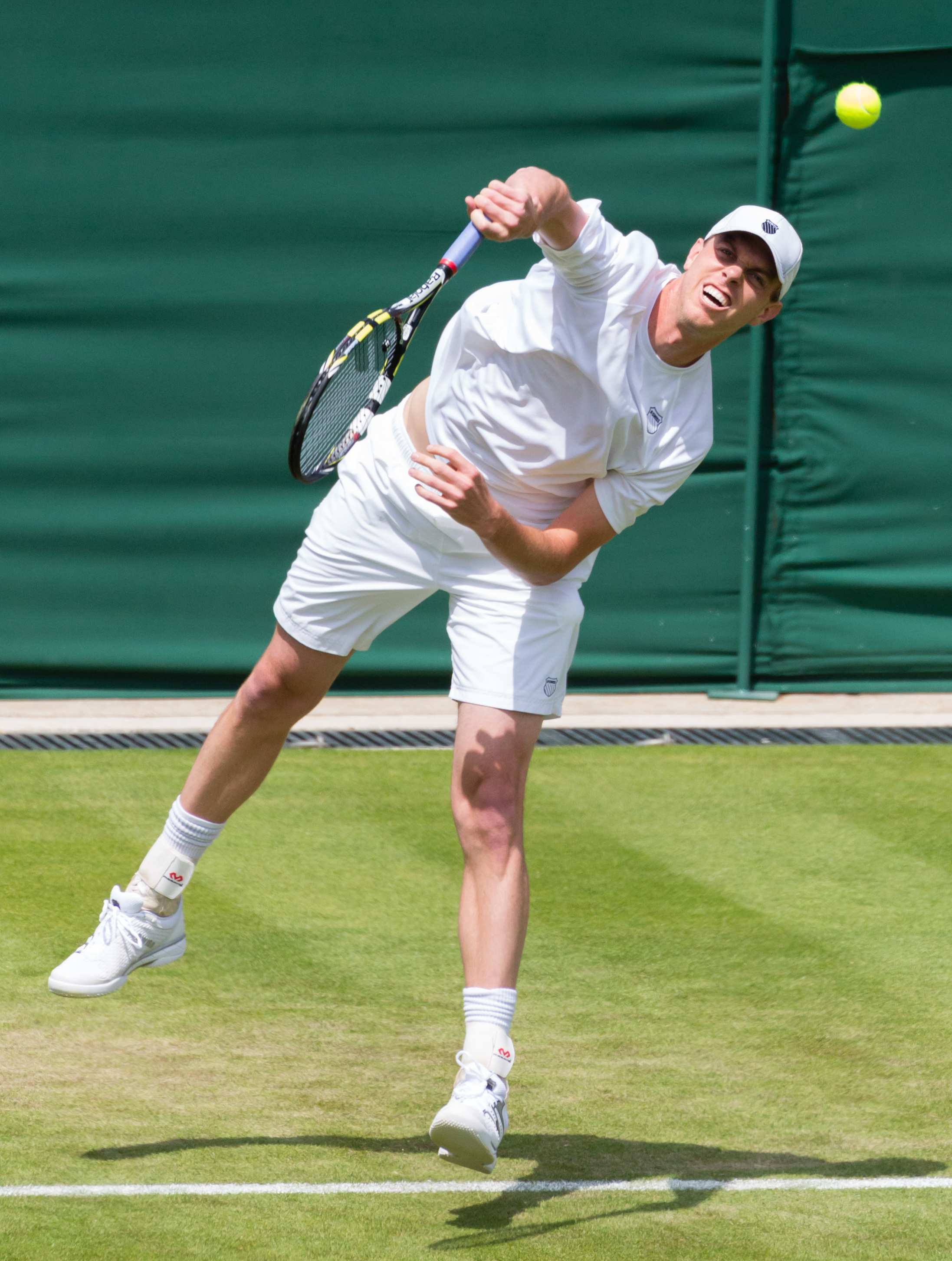 Image result for querrey wimbledon