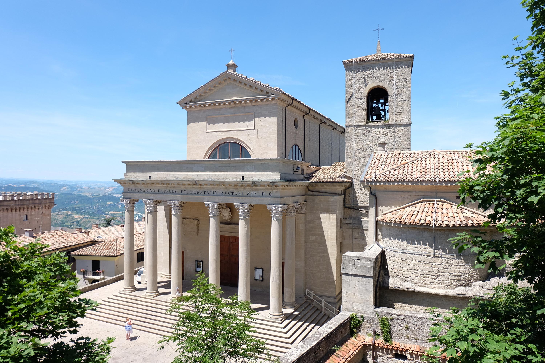 Basilica di san marino wikiwand - Mobilifici san marino ...