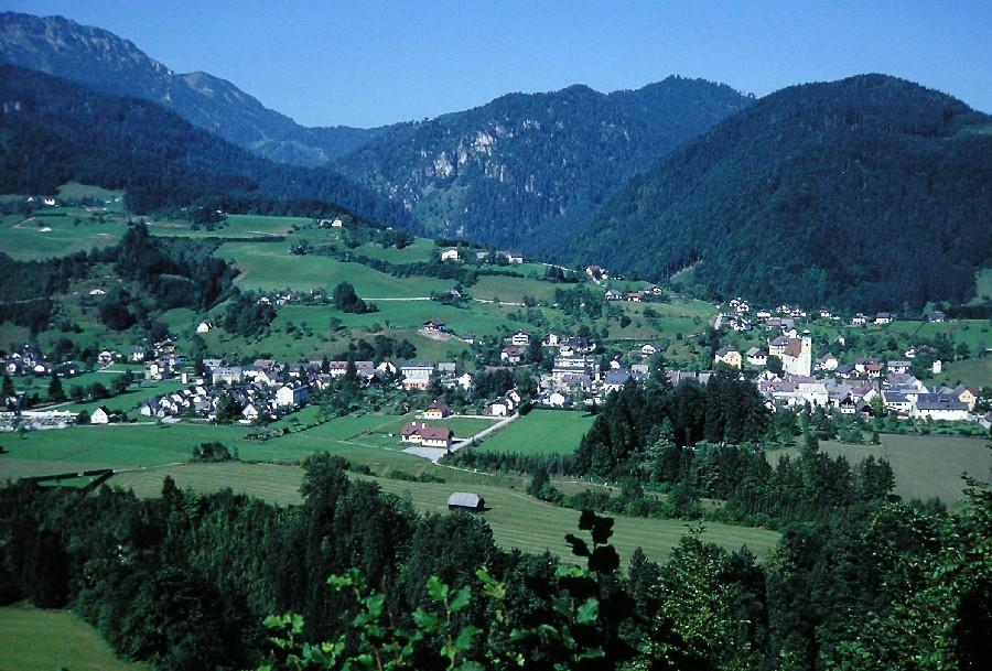 Sankt Gallen (Steiermark) – Reiseführer auf Wikivoyage