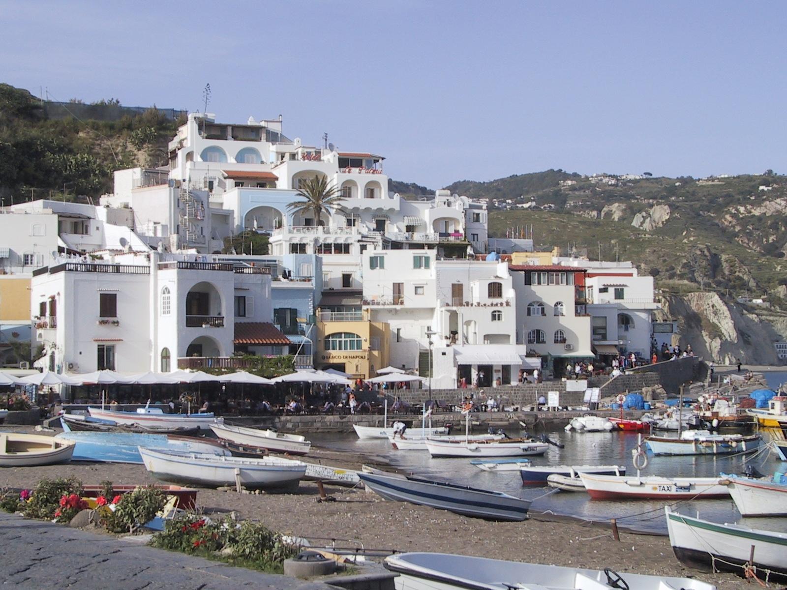 Ischia St Angelo Hotels