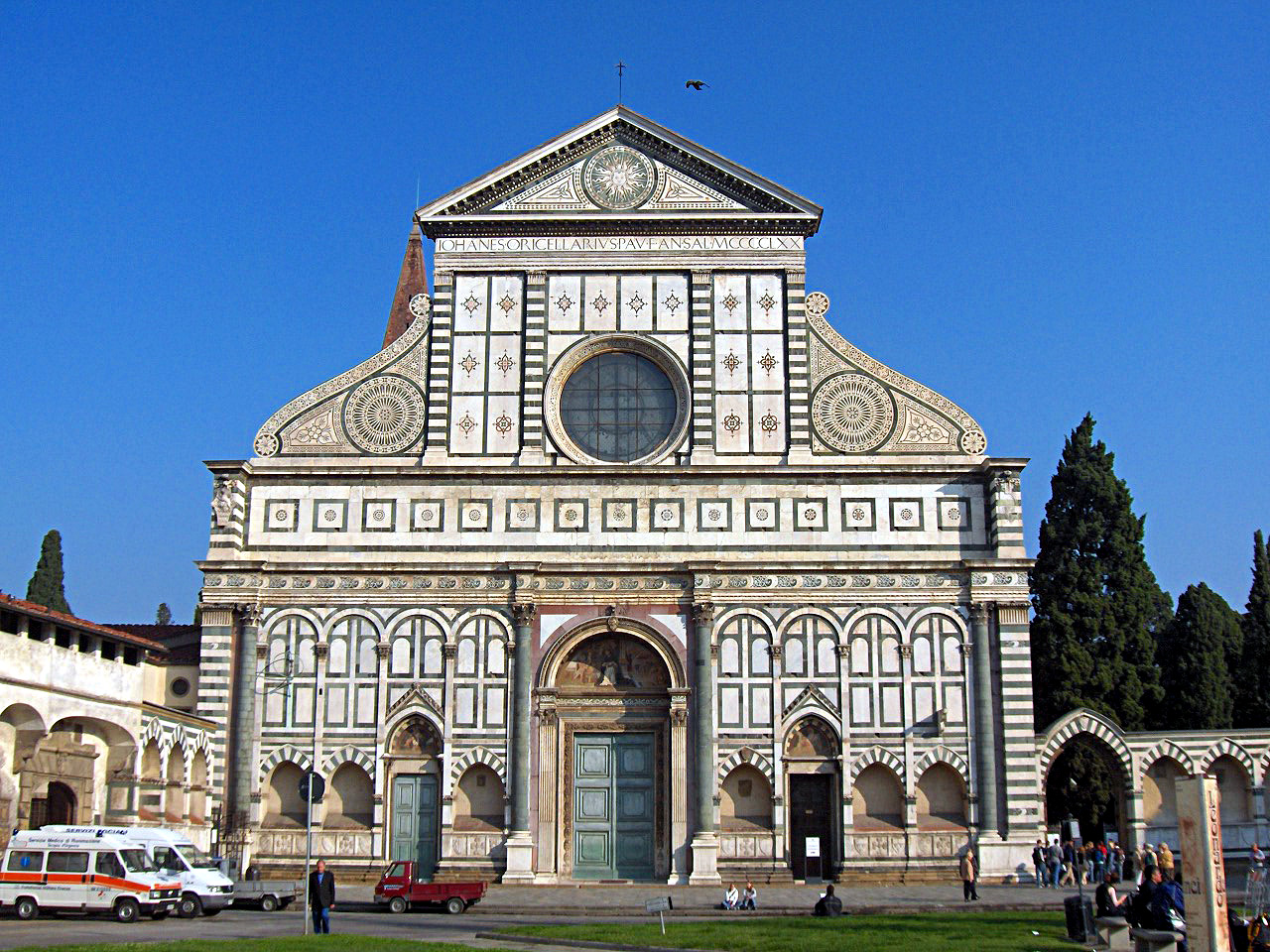 Basilique santa maria novella wikiwand for Novella homes