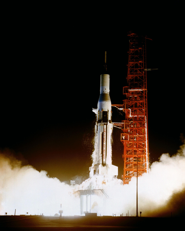 Saturn I SA-8 - 25.5.1965 Saturn_SA8_launch