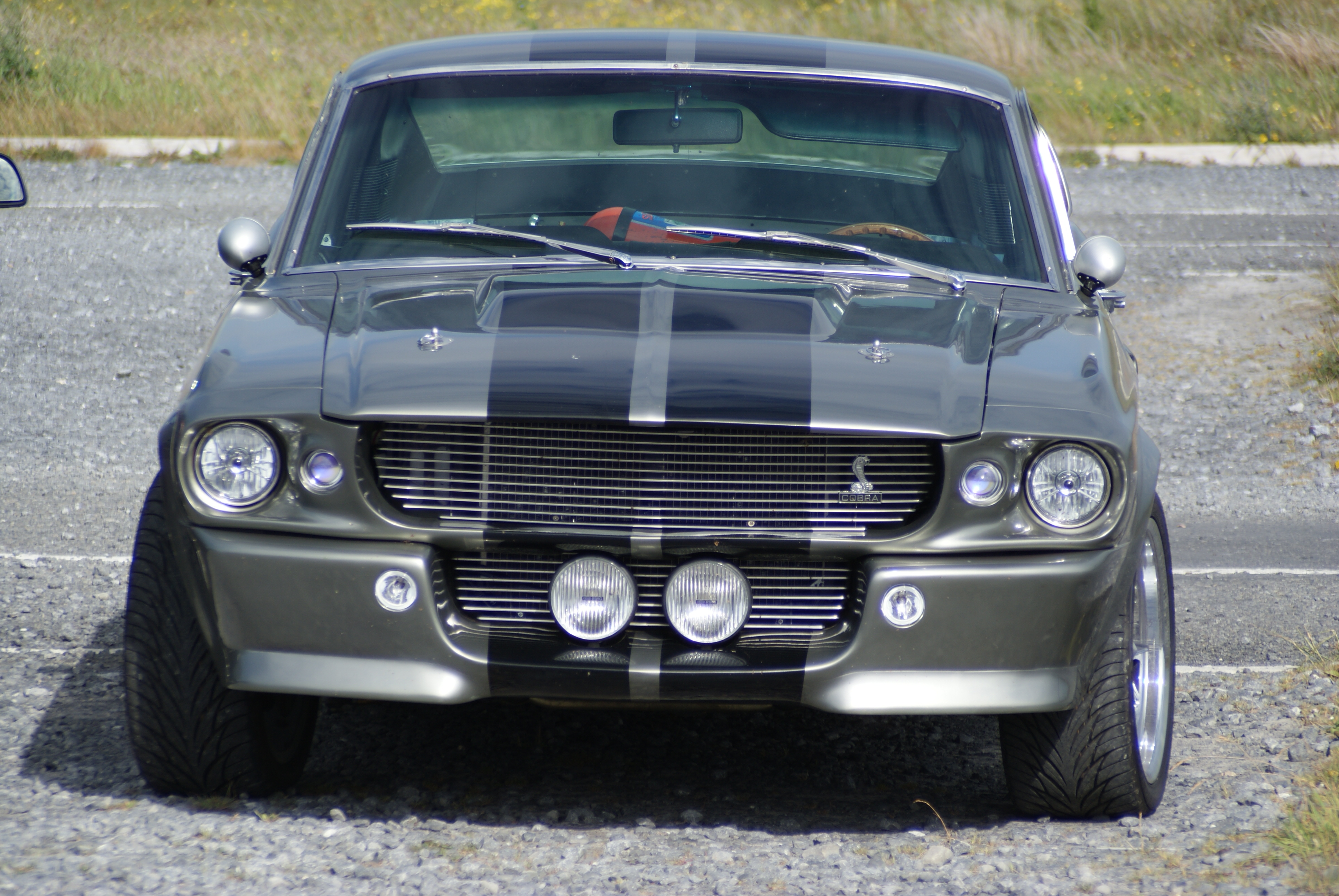 1967 Shelby Mustang GT 500 American Muscle car
