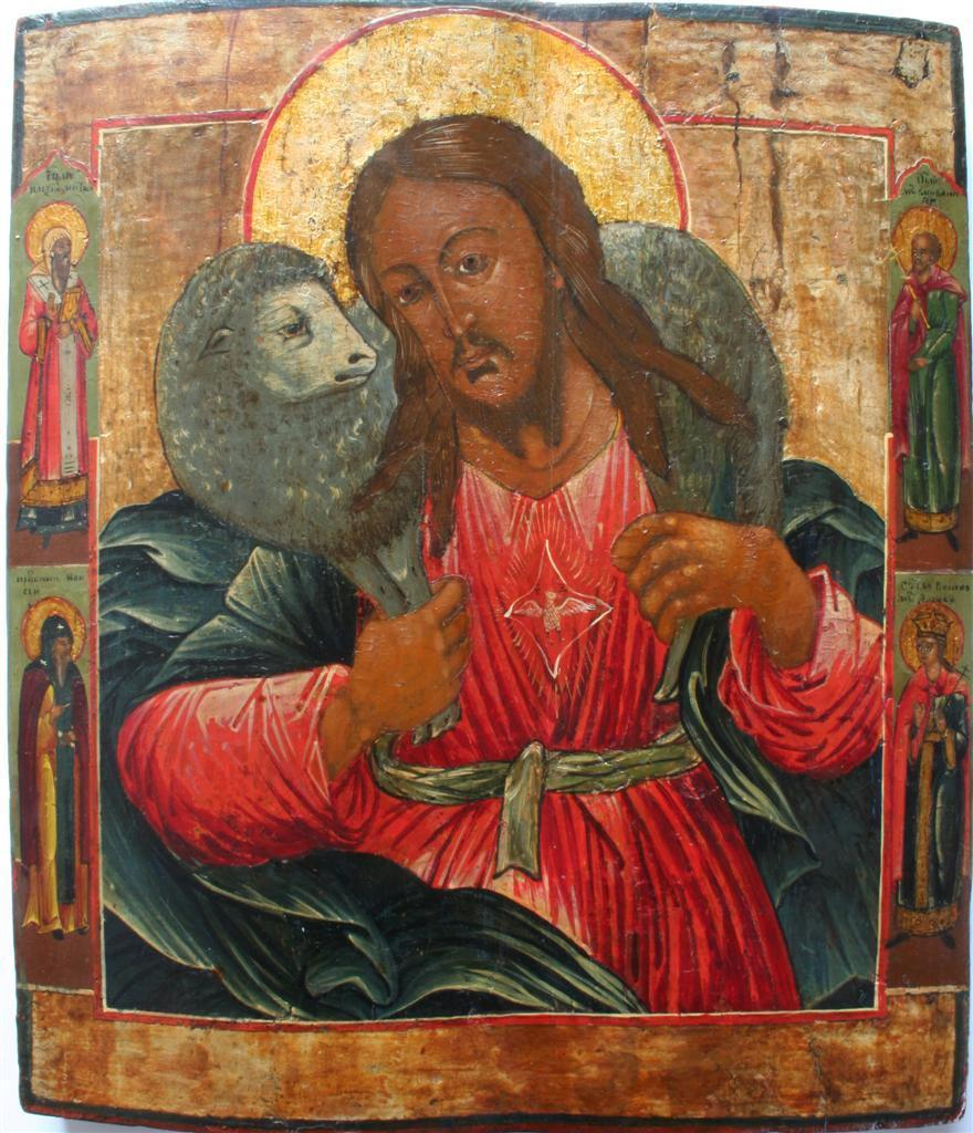 Bildresultat för the good shepherd icon wikimedia