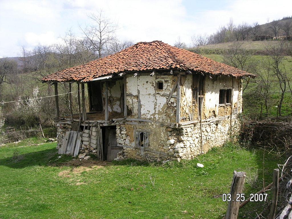 Shtepi Te Vjetra Shqiptare