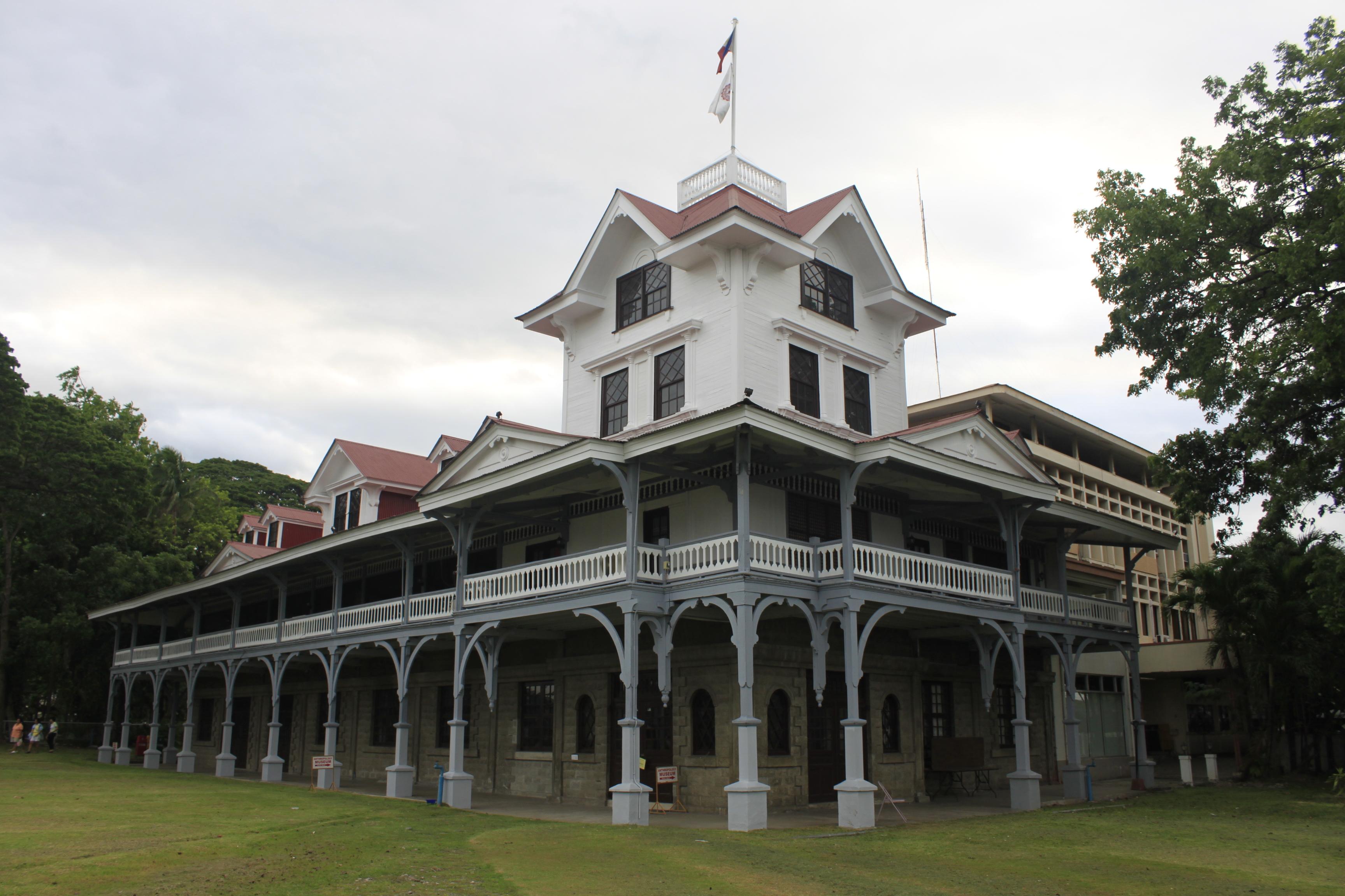 Silliman Hall, Dumaguete City