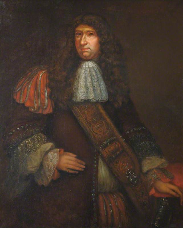 Sir George Downing, 1st Baronet (1623-1684)
