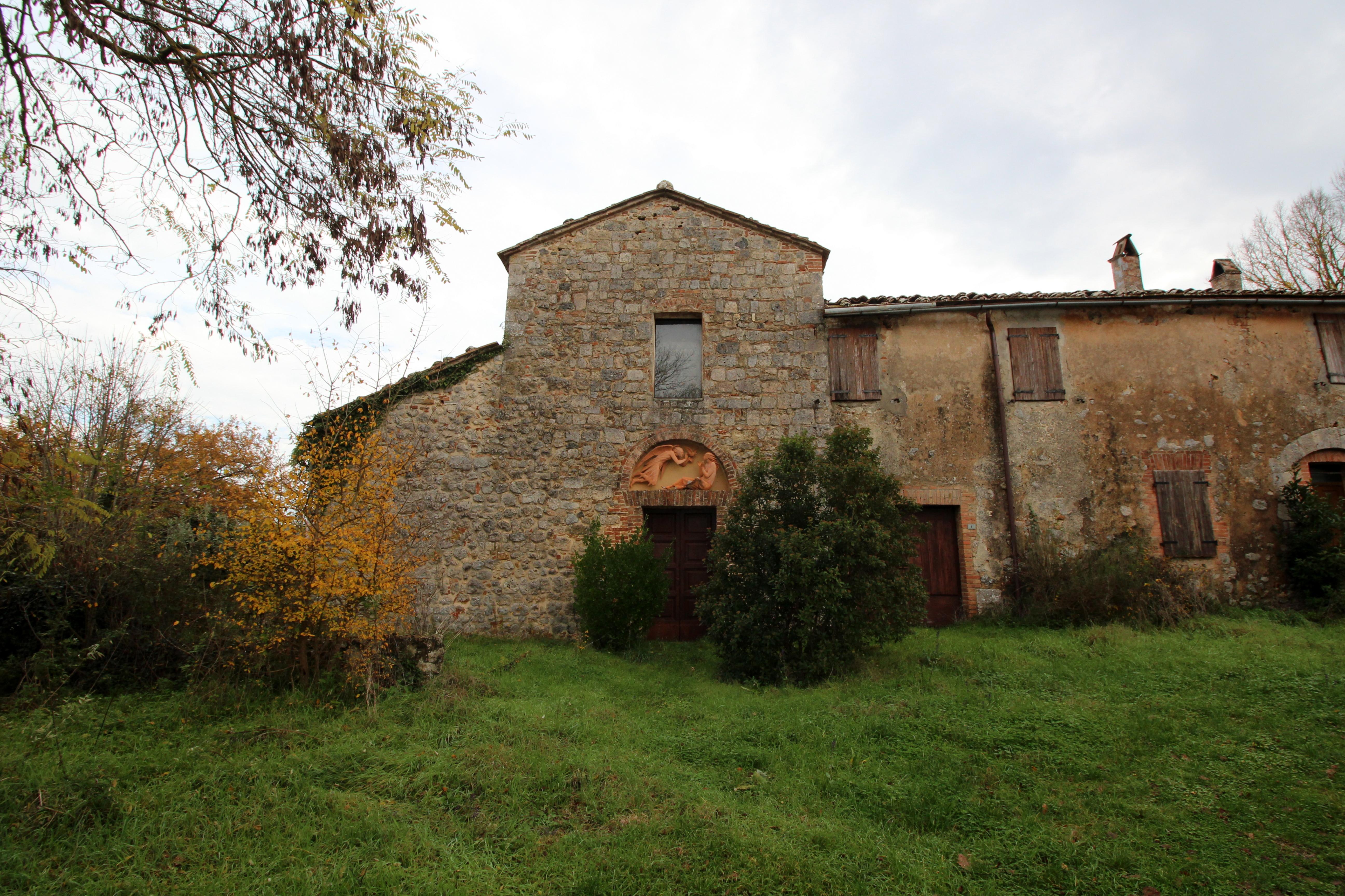 Pieve San Giusto, Sovicille