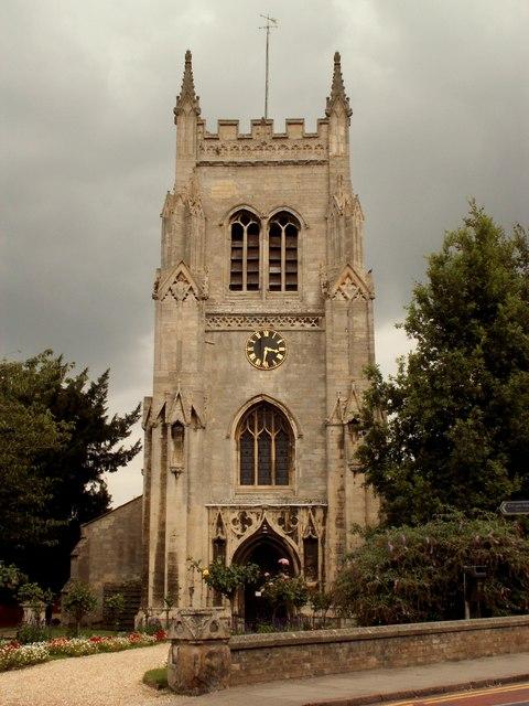 St Mary's Church, Huntingdon