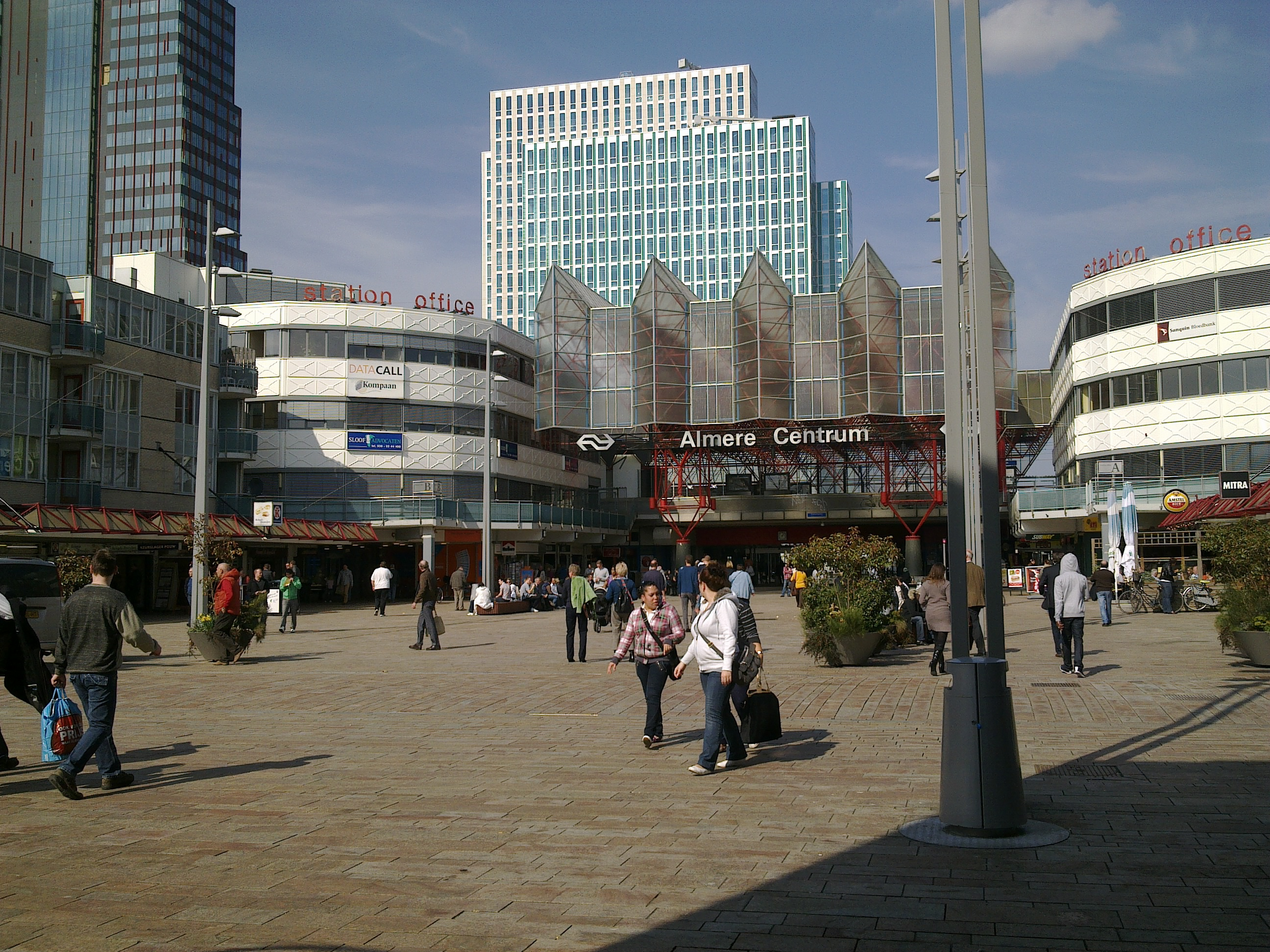 Almere – Travel guide at Wikivoyage