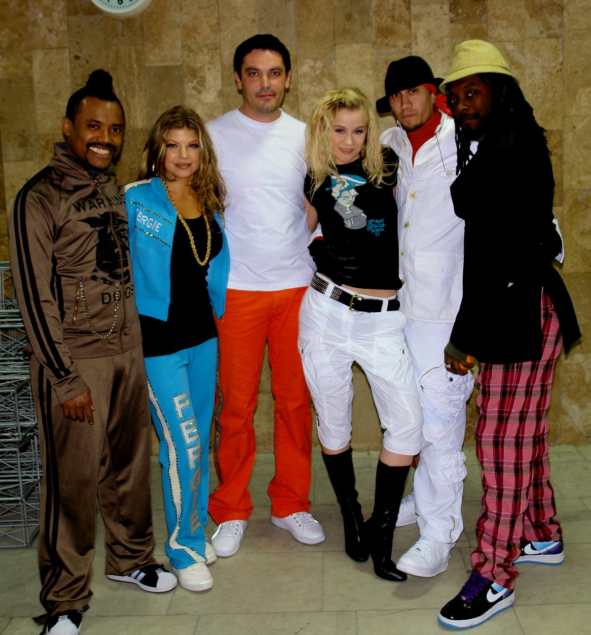 File Stereolizza Black Eyed Peas Jpg Wikimedia Commons