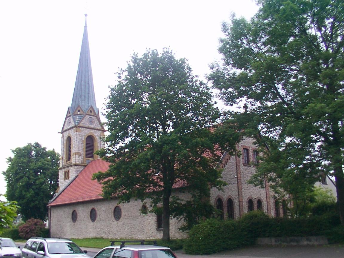 Datei:Stieghorst Ev.luth.Kirche.jpg - Wikipedia