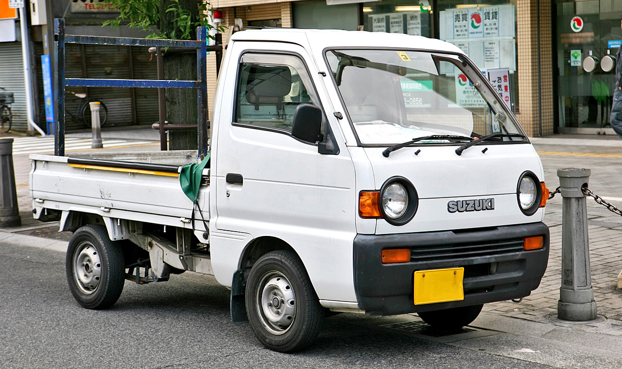 Suzuki Kei Engine