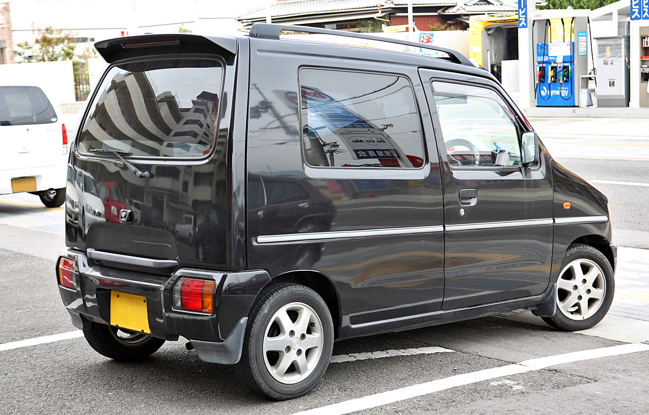 Suzuki Wagon R  Door