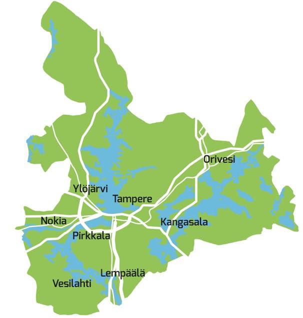 File Tampereen Kaupunkiseudun Kartta 2017 Jpg Wikimedia Commons