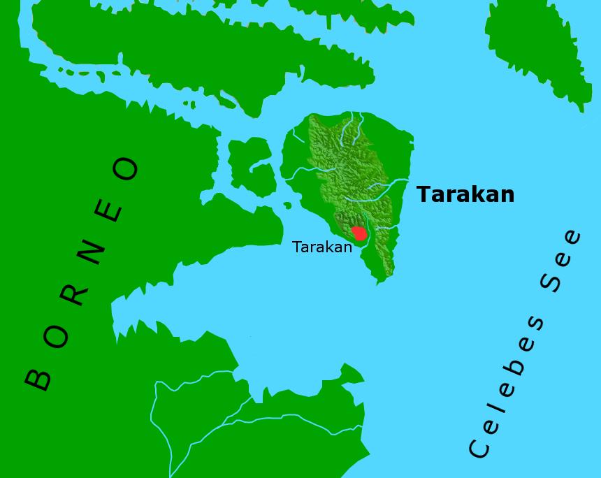 Tarakan Island - Wikipedia