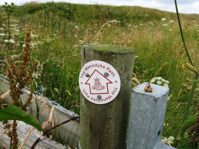 The Wansdyke Path (geograph 4589594)