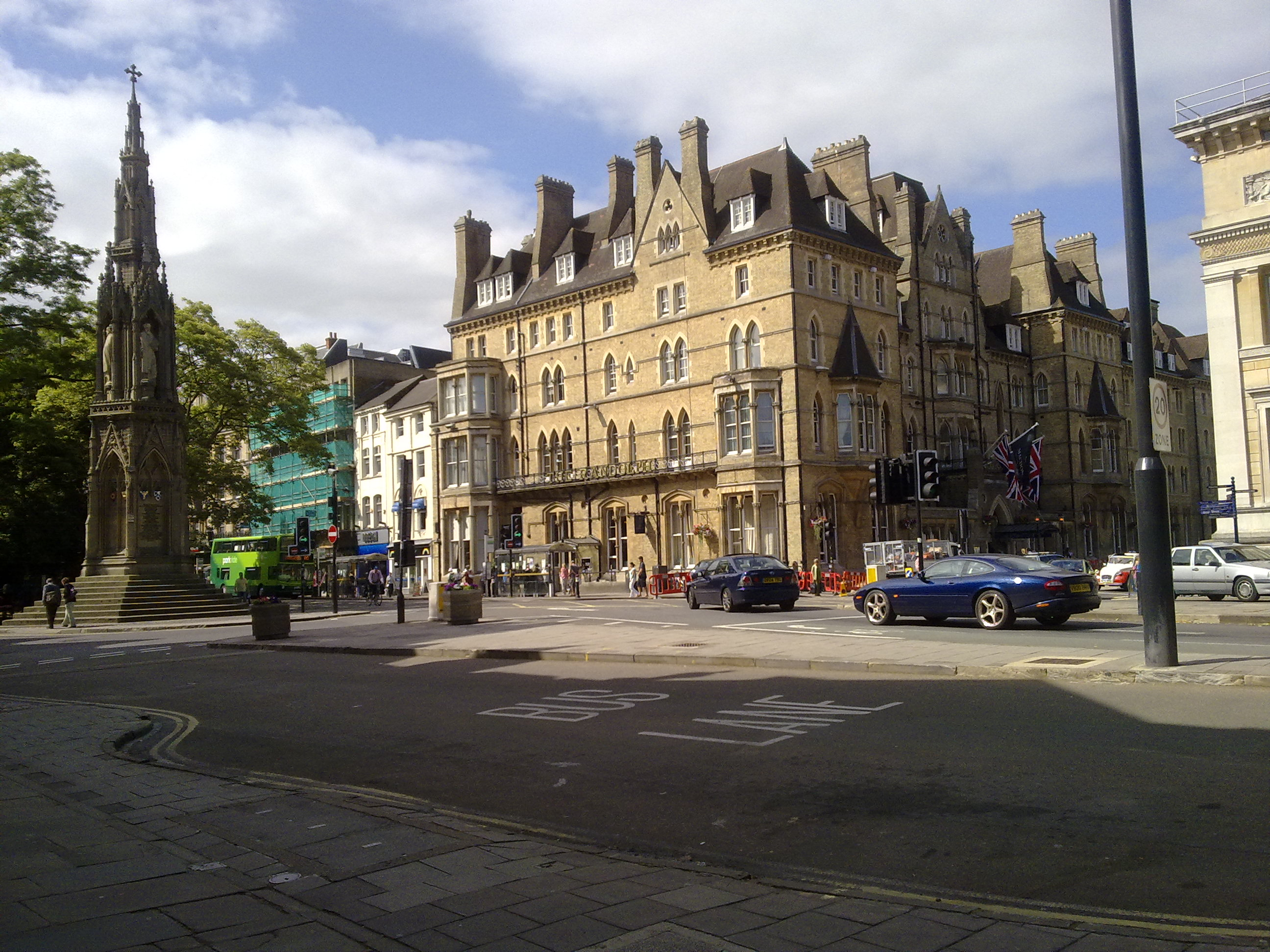 Oxford Hotels And Inns Group