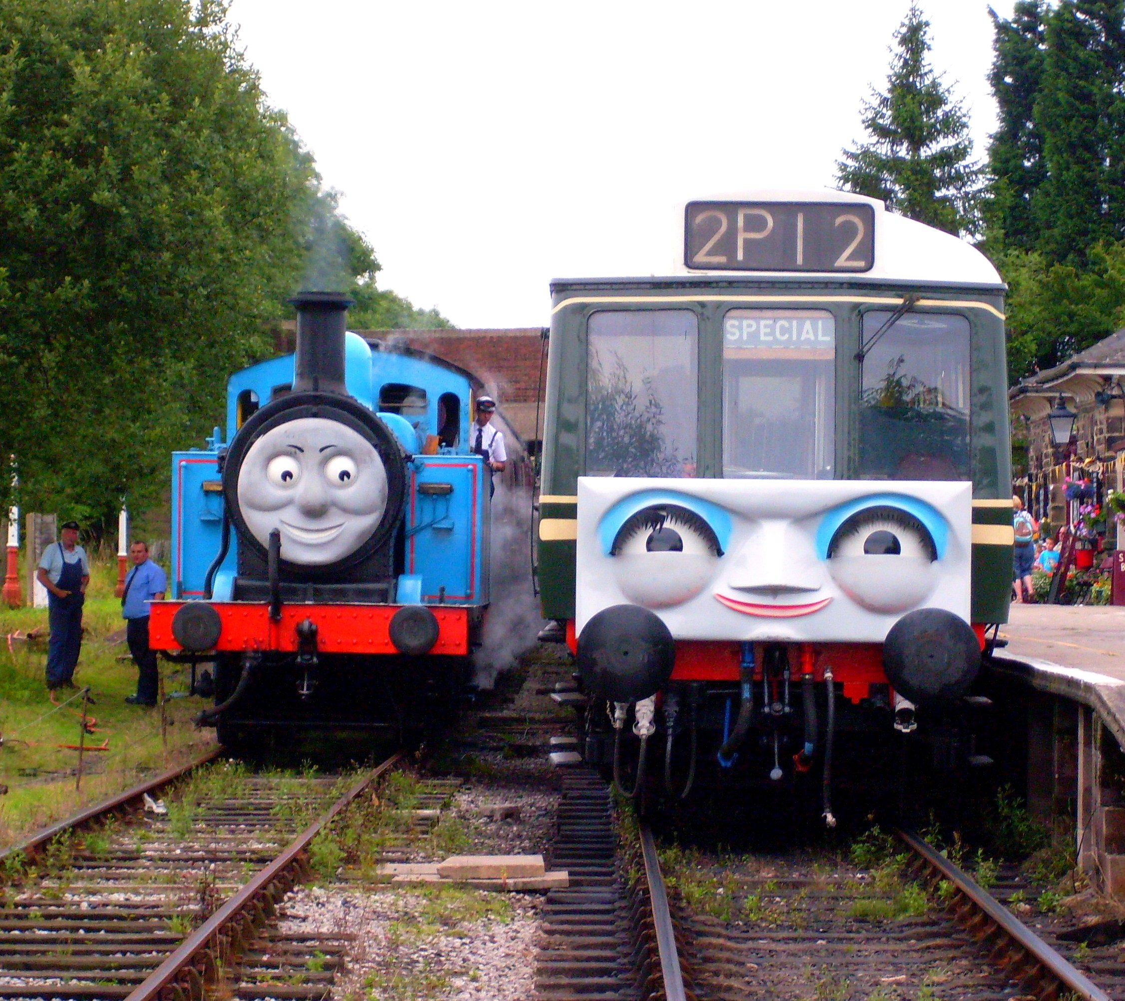 Book Excerpt: Thomas the Tank Engine - a Key to Inclusion