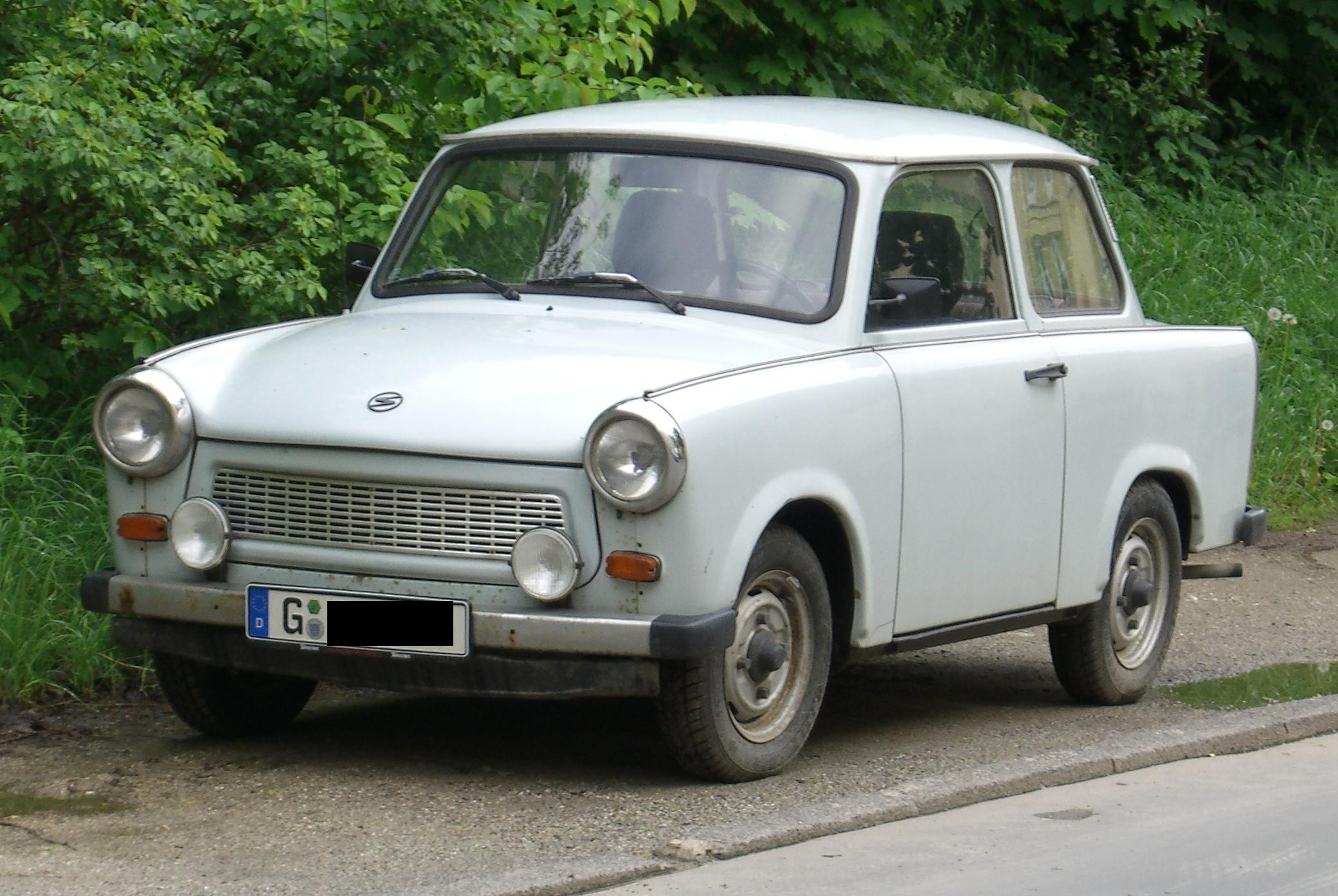 Trabant Group Racing Cars