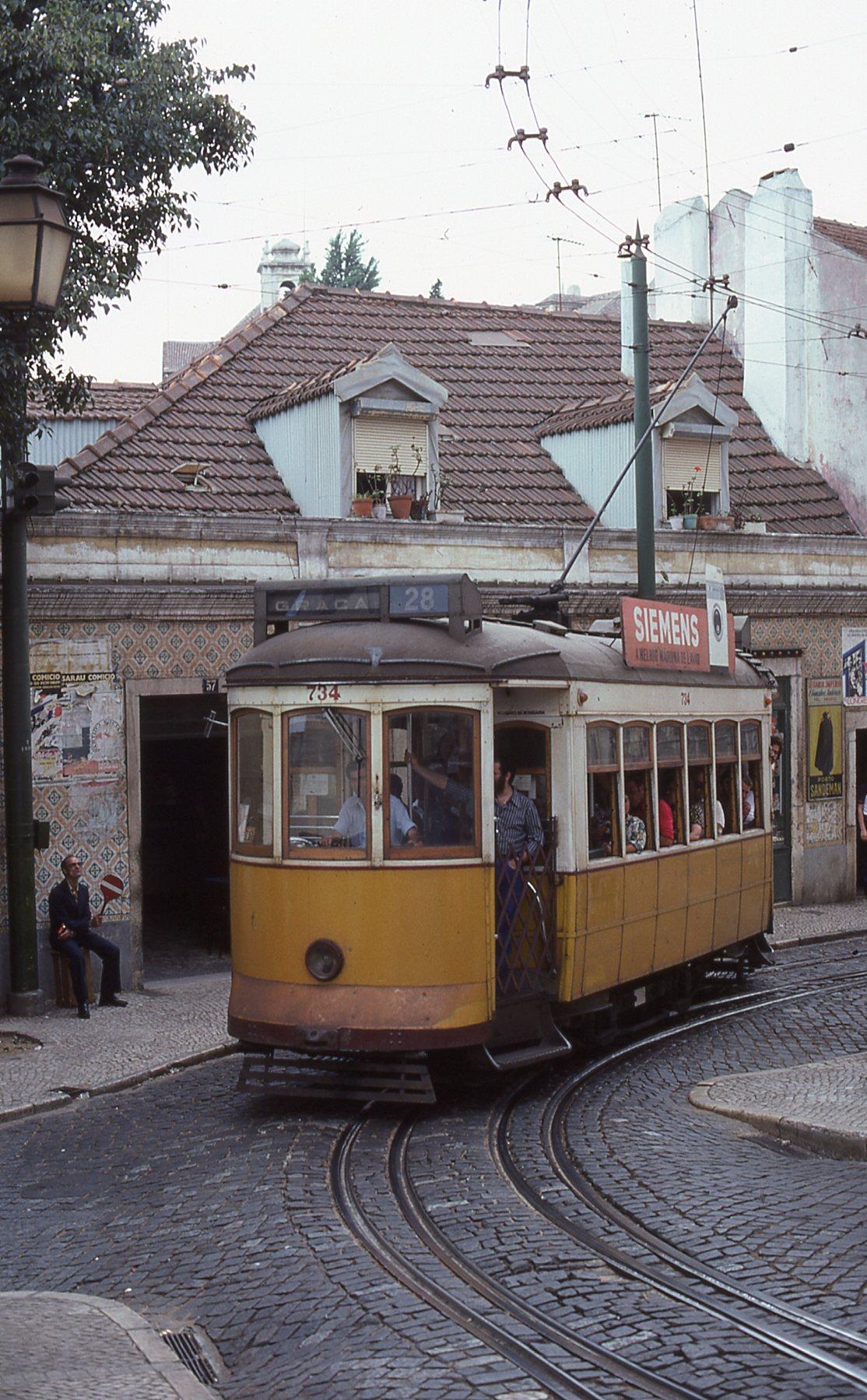 Linie 28E der Straßenbahn Lissabon – Wikipedia