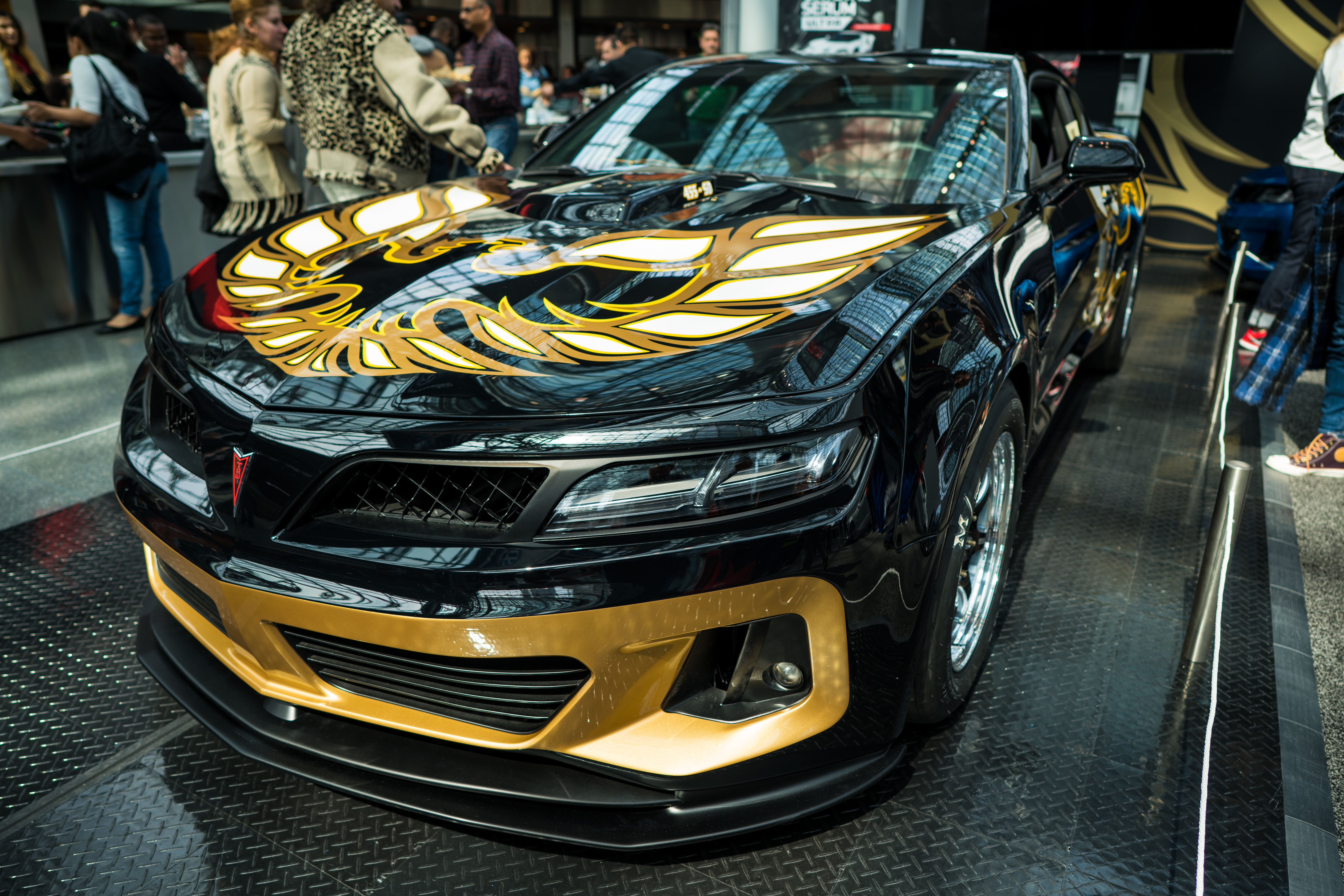 New Trans Am >> File Trans Am Super Duty At The New York International Auto Show