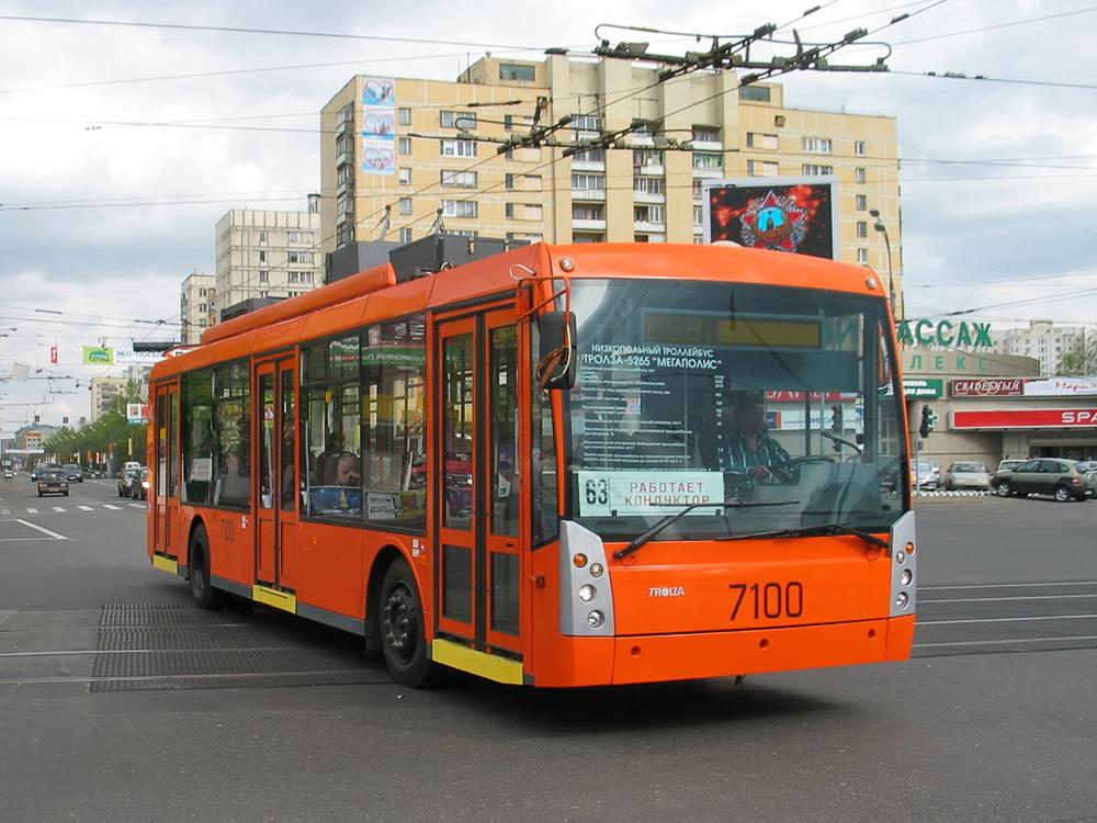 Тролза-5265 «Мегаполис» — Википедия