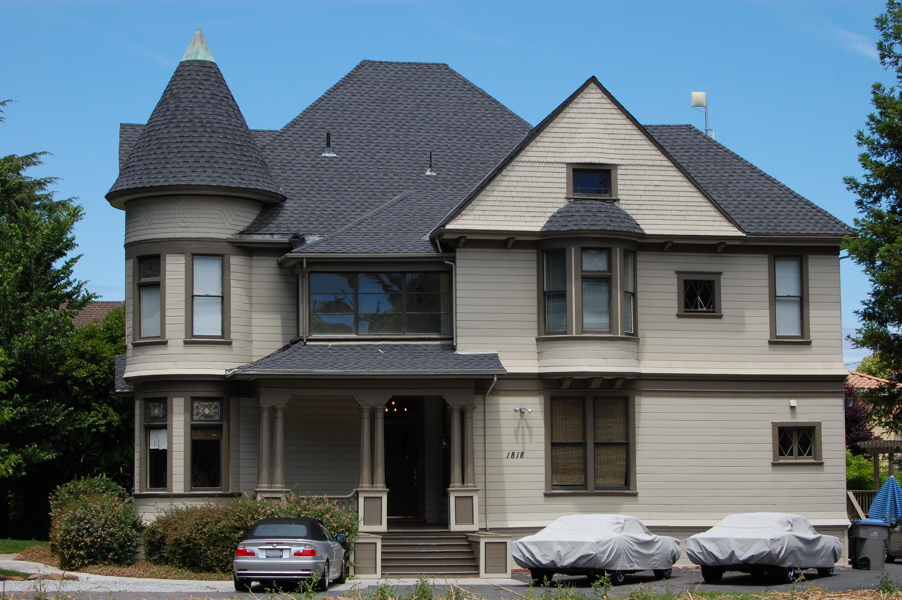 USA San_Jose Dunne_Mansion 1