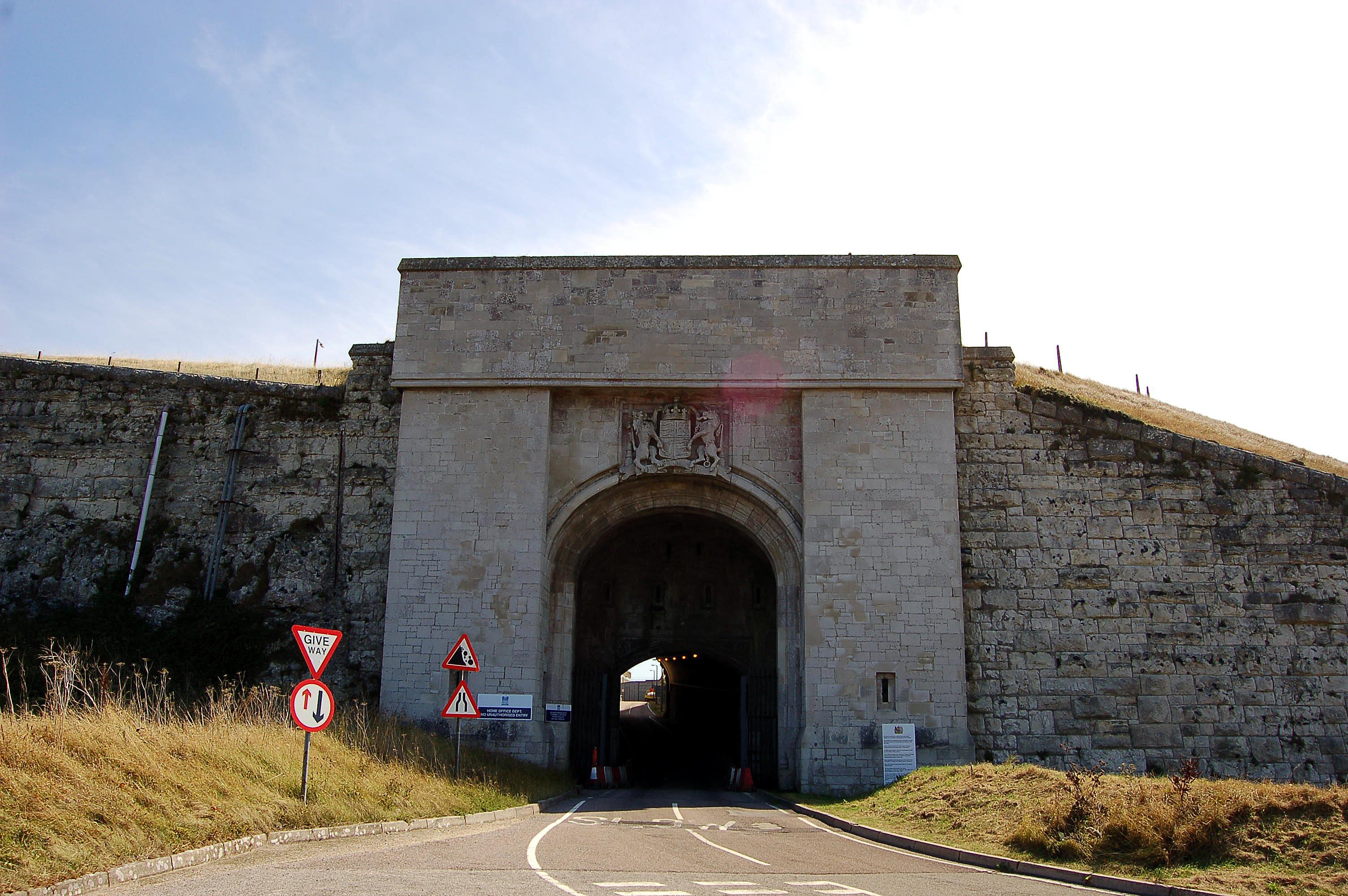 Verne Citadel - Wikipedia