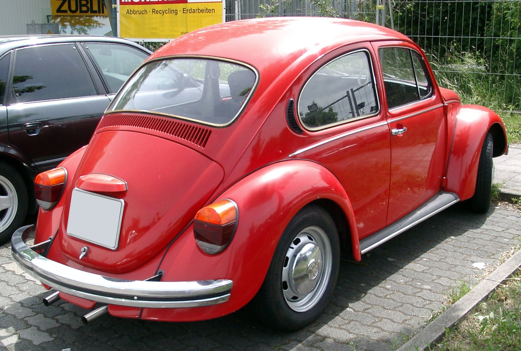 File:VW Kaefer 1303 rear 20080624.jpg