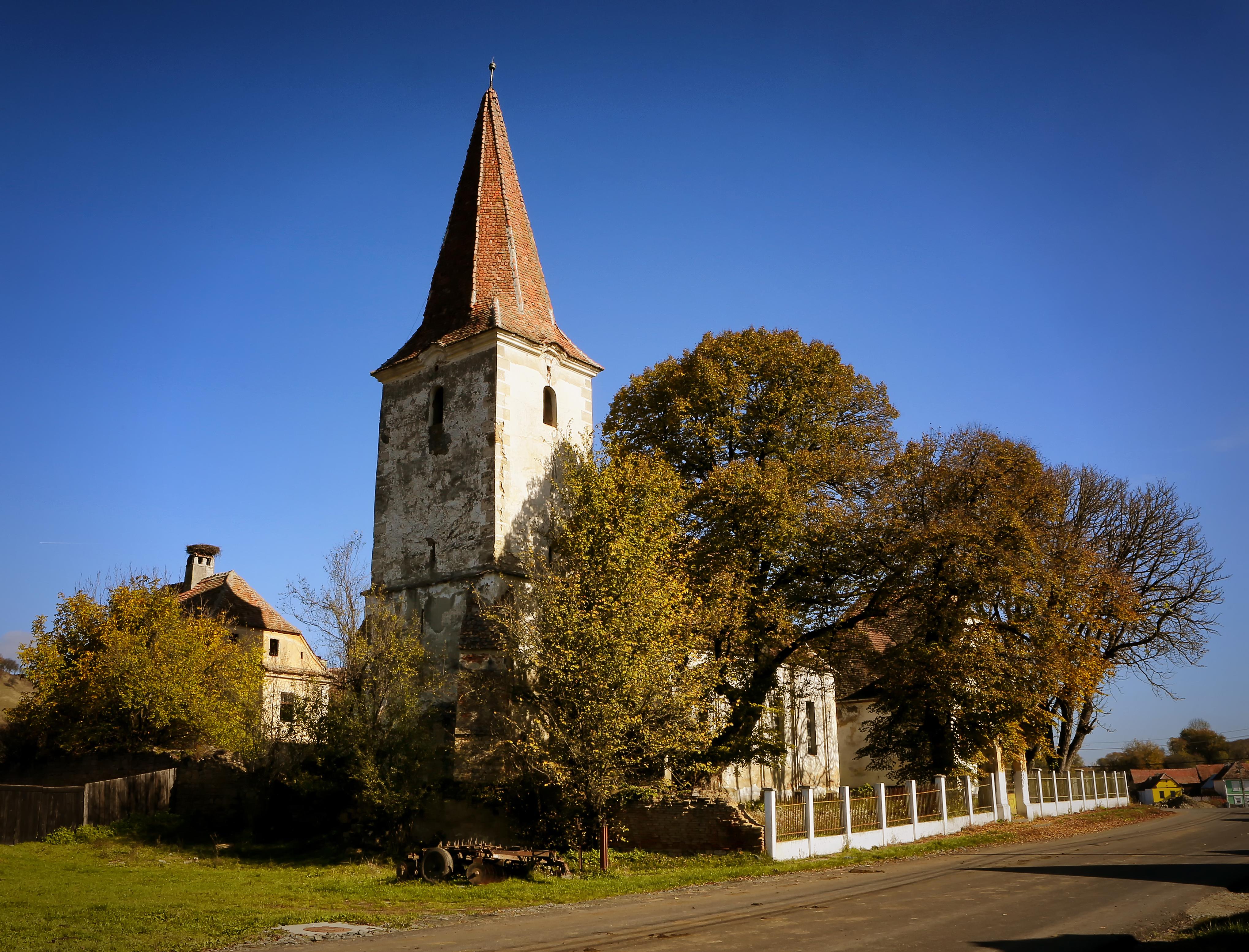 Vărd, Sibiu