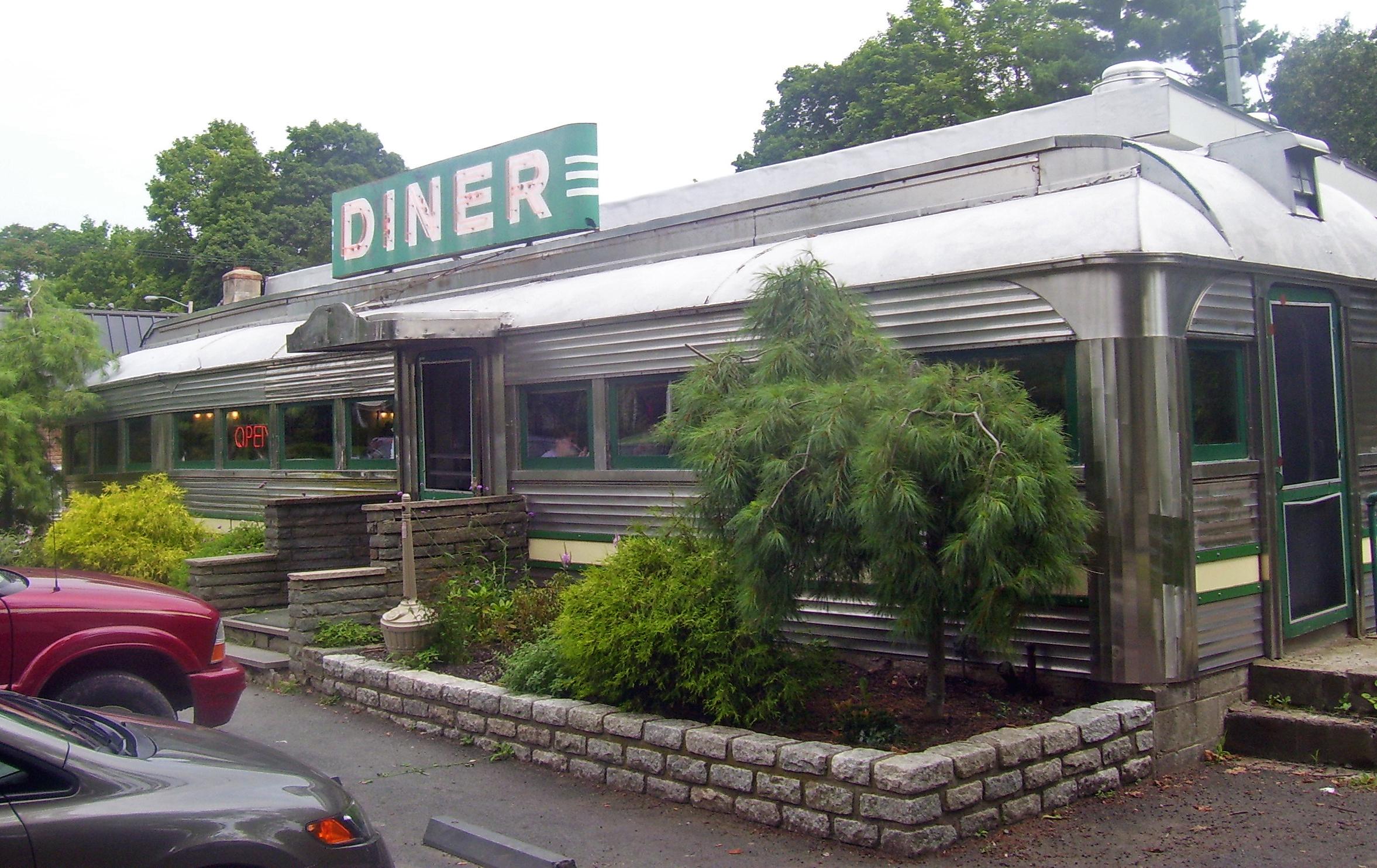 S Diner Style Kitchen