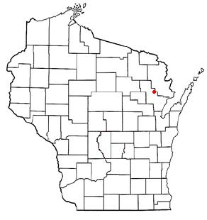 Brazeau, Wisconsin Town in Wisconsin, United States