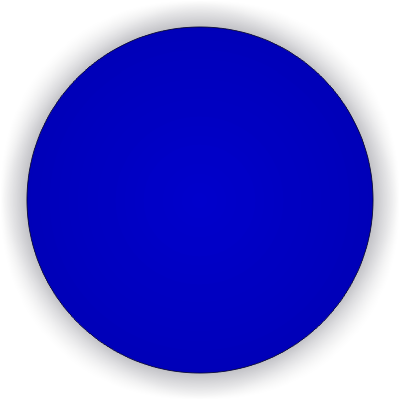 Dark Blue Circle Png what color is your room