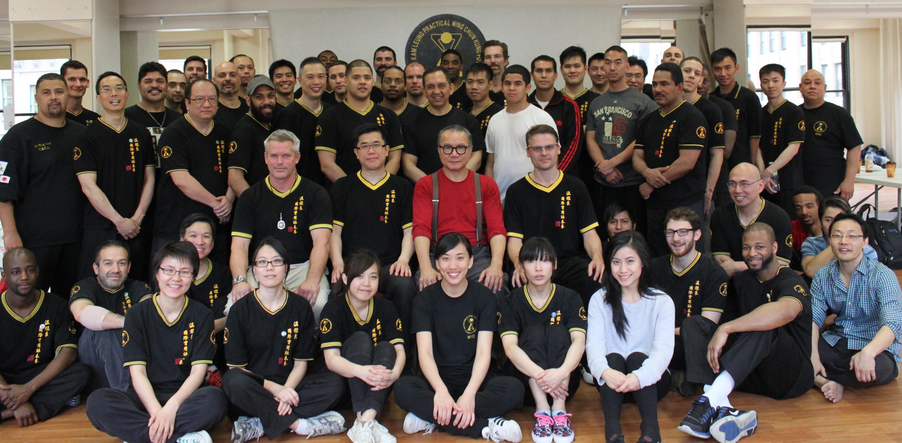 Wan Kam Leung: Chinese martial artist - Biography, Life, Family