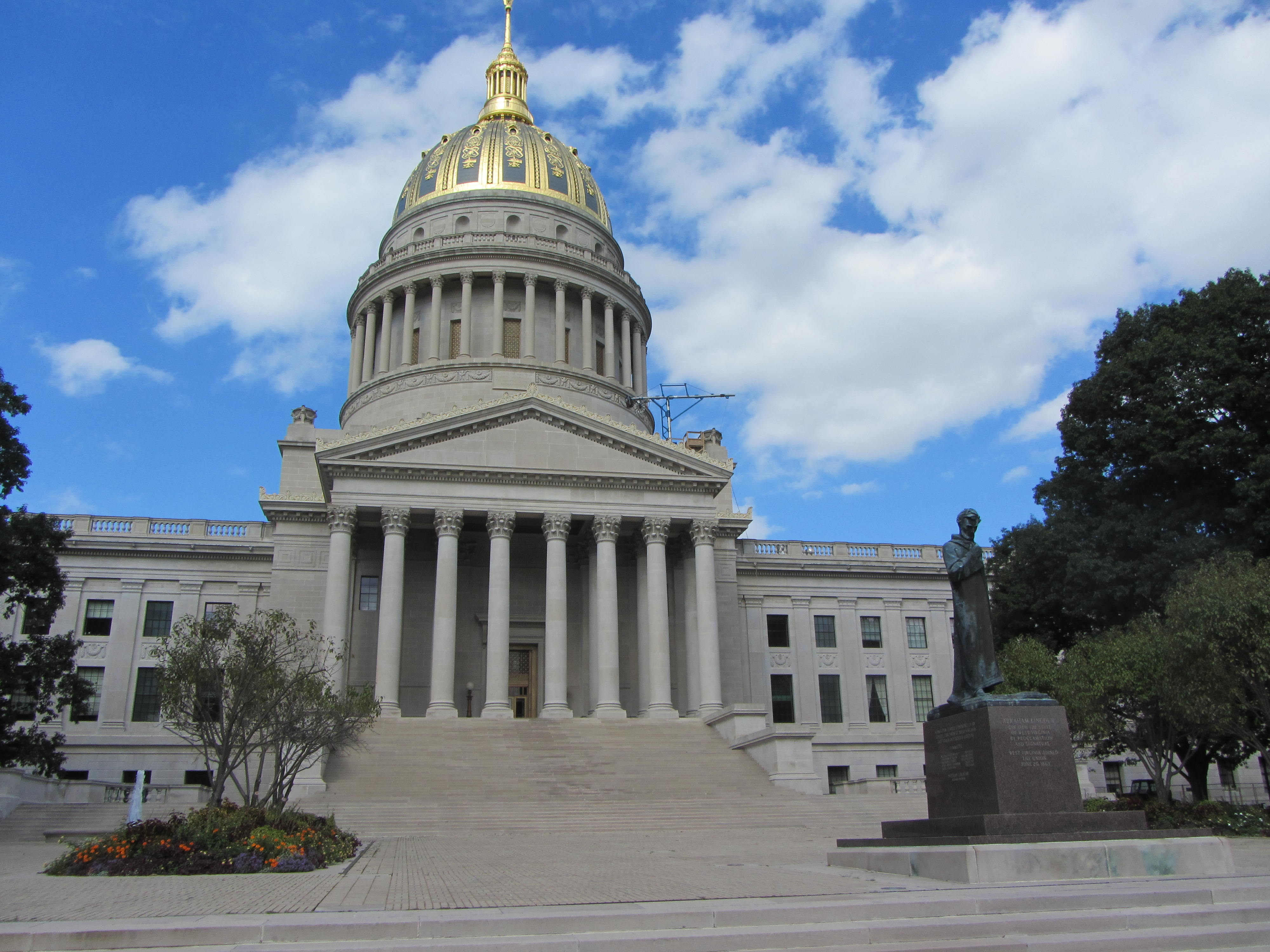 Image result for west virginia state capitol