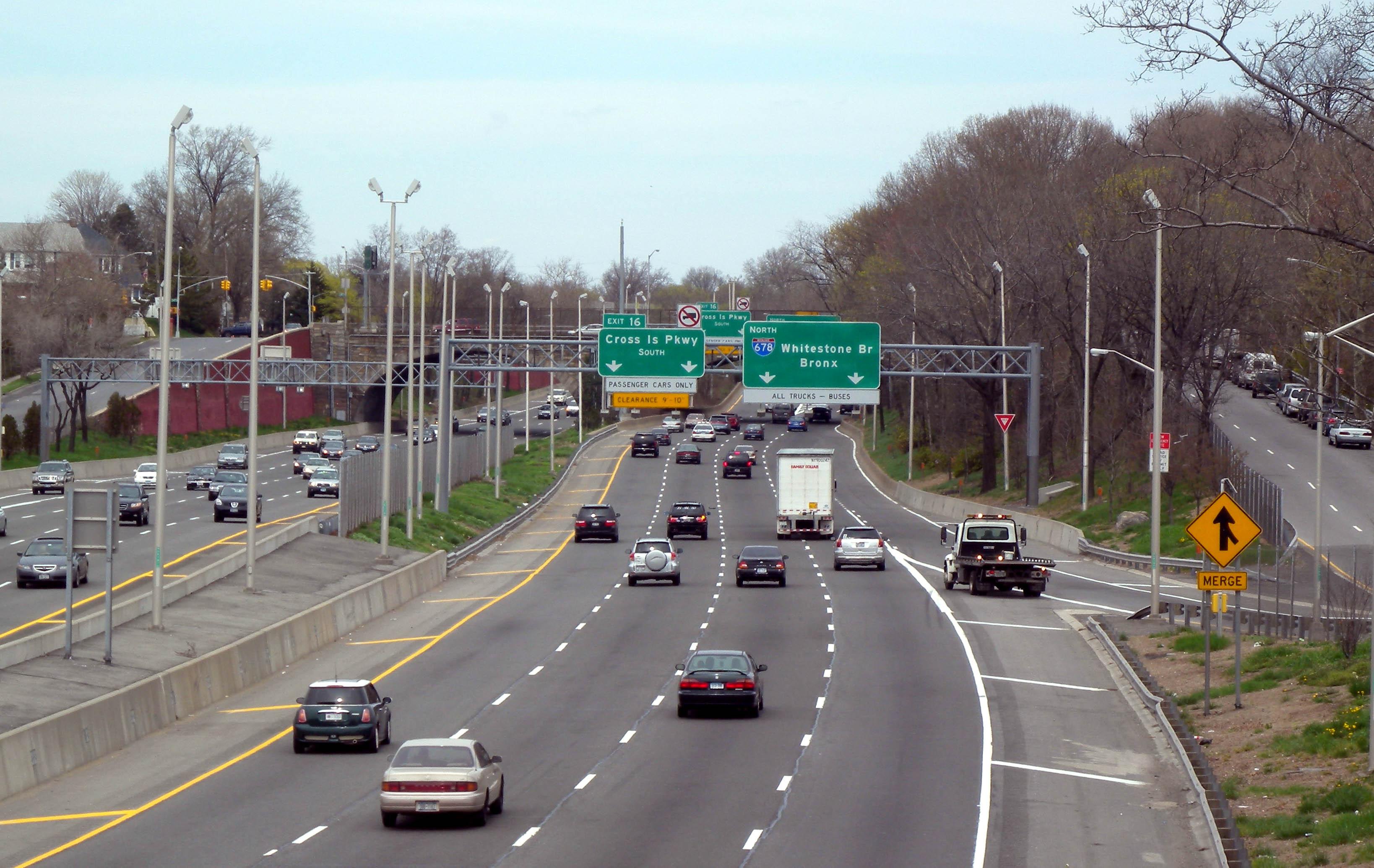 Long Island Expressway Tunnel
