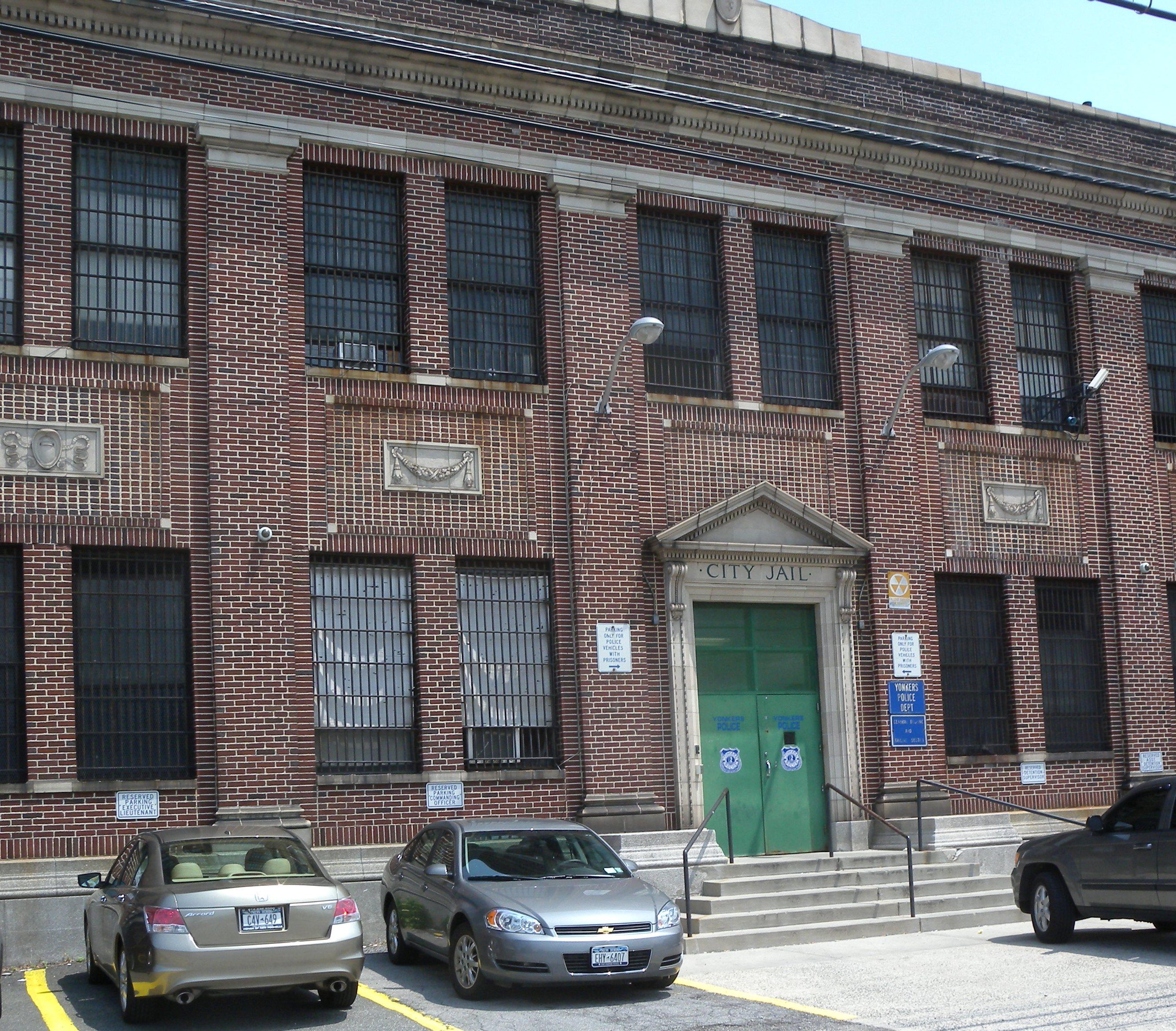 Yonkers City Jail