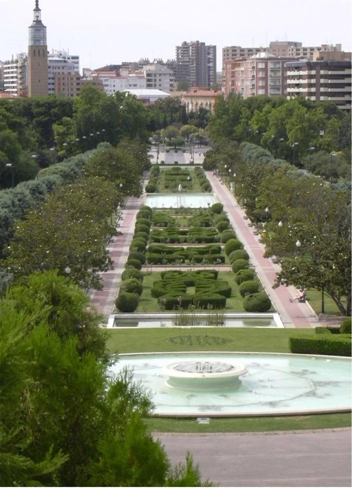 File zaragoza parque for Budas grandes para jardin